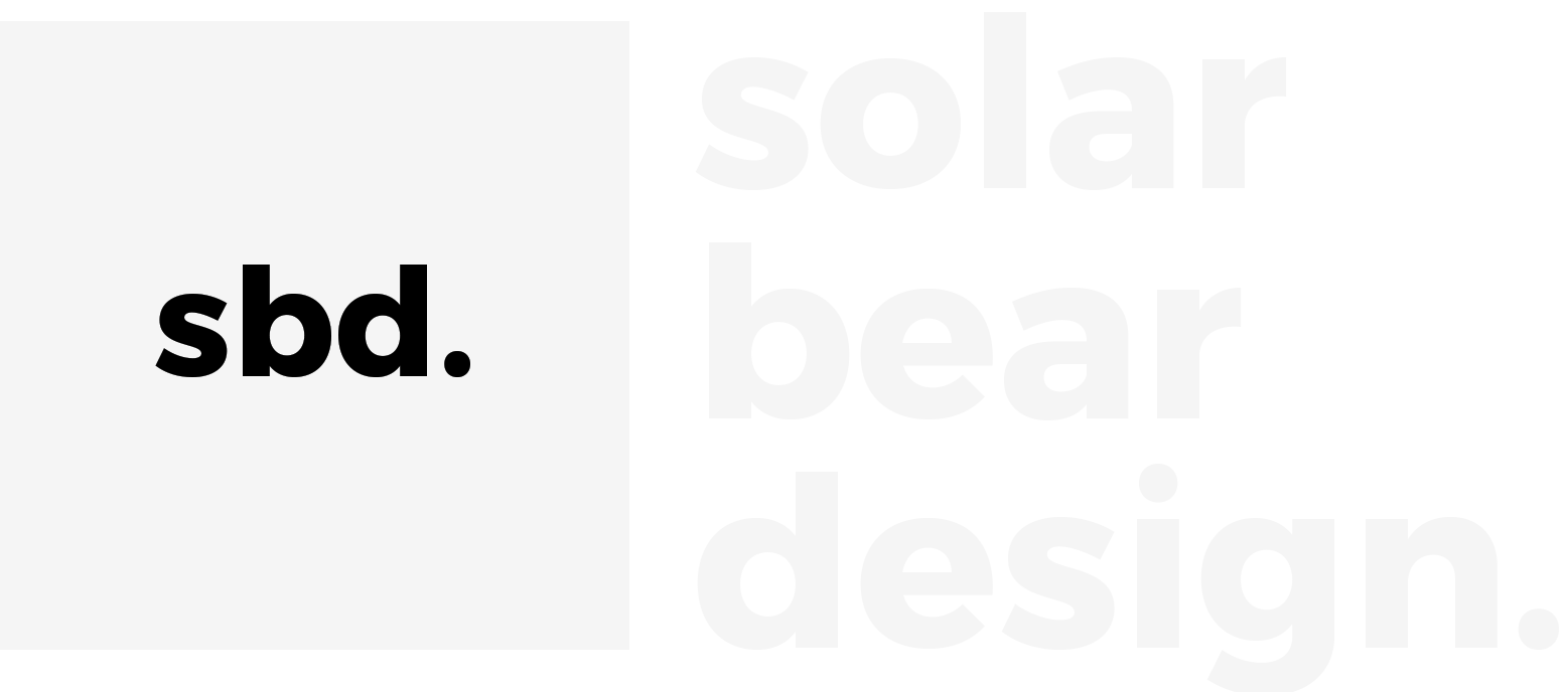 Solar Bear Design